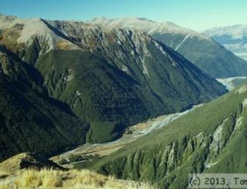 Nový Zéland – Národní park Arthur´s Pass
