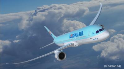 Letenky na Nový 7éland s Korean air