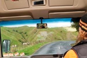 Pronájem aut a karavanů na Novém Zélandu