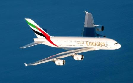 Letenky na Nový Zéland s Emirates
