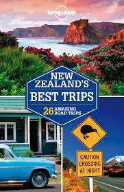 Nový Zéland průvodce