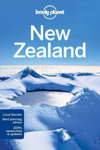 Nový Zéland Lonely planet