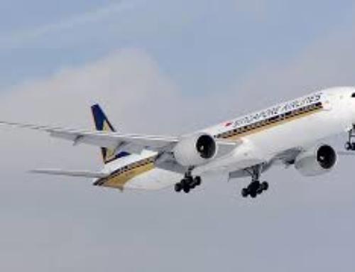 Letenky na Nový Zéland se Singapore airlines